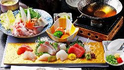 店主自ら目利きして仕入れる旬魚を、気軽にお楽しみいただけます