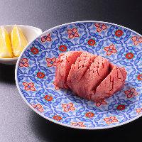 メニュー以外のお肉も色々ご用意しています!写真はヘレステーキ