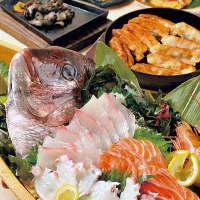 海鮮料理も小間蔵におまかせあれ!活きの良さが自慢です
