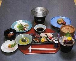 夕膳 3,000円(税抜)