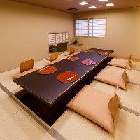 【葵】 ~6名様用の掘りごたつ席完全個室でくつろぎの宴をぜひ