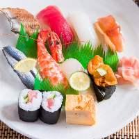 ◆絶品の高級寿司◆ 新鮮な海の幸と絶妙な加減で握ったシャリ