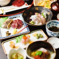 ご接待やご会食に最適な会席料理を多数ご用意しております。