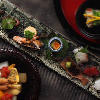 受け継がれてきた技と伝統…飽くなき創造性が融合した日本料理