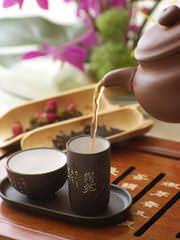 中国や台湾の香り高い中国茶