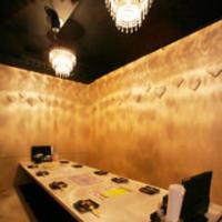 7〜8名様の小宴会個室もご用意可能。ネット予約も受付中です