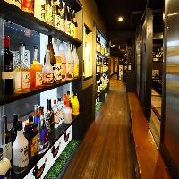 日本酒、果実酒など人気の銘柄を多数取り揃えています!