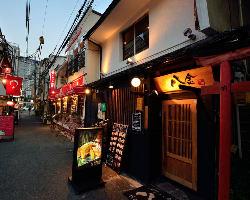 グルメな街・福島で愛されている焼鳥店。JR福島駅徒歩1分