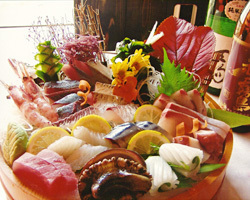 海鮮豪快盛り(3~4名様分)