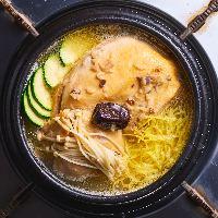 新登場のチュクミサムギョプサルは旨味たっぷり〆の焼き飯付き!