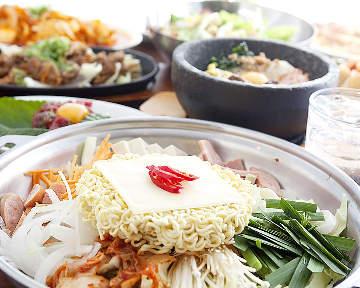 韓国料理 KOREAN STYLE OBON PEP