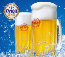 オジー自慢のオリオンビール♪皆で揃ってあっりカンパーイ