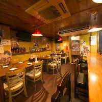 十三の隠れ家的酒場 美味しいお料理をレトロな空間でどうぞ
