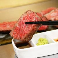 お目当ての完熟肉が焼けるまで ワインとタパスでしばしお待ちを