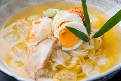 【特注麺】盛岡極太冷麺