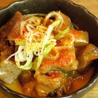 名物のどて焼き!大阪の味を堪能できます☆