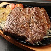 大人気!ステーキが楽しめる豪快なコースもございます!