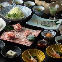 厳選された肉、野菜をご用意しております。
