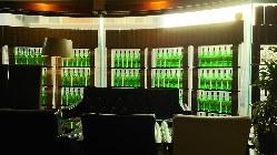 ザ・グレンリベット12で作った棚です。