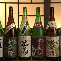 《日本酒》 お酒に込められた生産者の想いもご紹介します