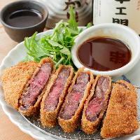 イチボ肉のステーキ!