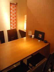 ◆◆半個室風4人席◆◆