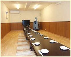 一福自慢の個室です! 30名様でも広々お使いいただけます。