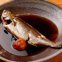 水・紀州有田の手作り醤油だけ を使って炊いています。