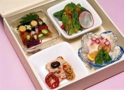 伊丹野菜と季節の前菜 取り合わせ