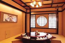 ☆人気ナンバーワン☆の堀コタツのお部屋です。和室は2~24名迄