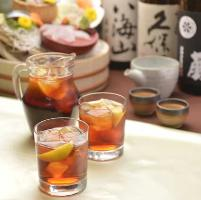 和食によく合う地酒や焼酎も多数取り揃えております。