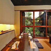 風情ある京町家でお昼をお愉しみ下さい