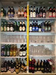 30種類以上の世界のビール!少しずつ制覇してください!