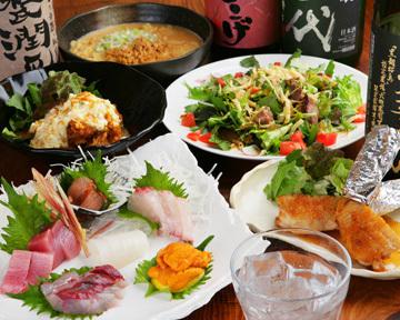 京野菜と創作料理 中家