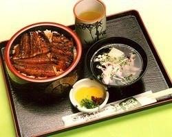 うなぎ丼(松)きも吸のセット2850円