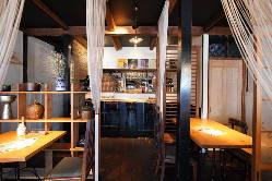 ◆ほっこり洋食・おいしいお酒が楽しめるアンティークな空間