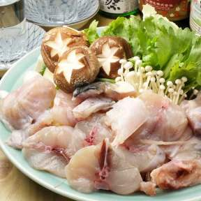 ふぐ・創作・季節料理 日本橋 寶月