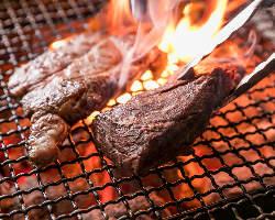 豪州牛などのグリル料理がお得意のイタリア料理をご提供