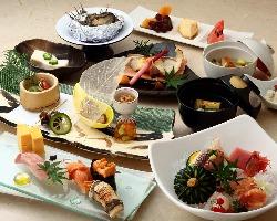 各種会合・シーンに合わせた お料理(和食)をご提供致します。