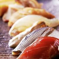 ◆厳選素材◆ その日に仕入れた産地直送の新鮮な魚で