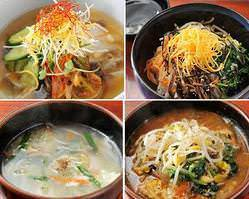 ユッケジャン・わかめスープ ビビン麺・クッパ最高!!