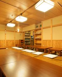 個室は少人数半個室から大人数個室までご用意!