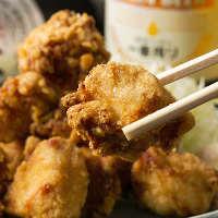 [国産鶏の串焼き] 丁寧に焼き上げた自慢の串焼きをご堪能あれ!