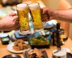 [ご宴会] 飲み放題付で名物も入ったコスパ◎なご宴会コースご用意