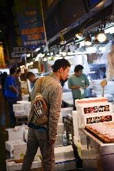 ◆◇魚介スペイン料理の素材は、卸売市場魚河岸で仕入ています♭