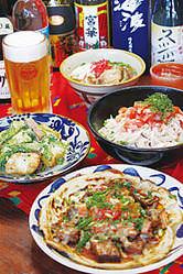 オリオン生ビール!!! 沖縄おつまみ盛り沢山