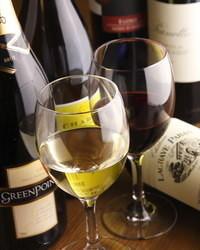 ワイン好きな方も大歓迎♪