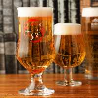 栃木県産のクラフトビールの飲み比べが楽しめます!