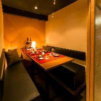 飲み放題付き豪華コースは2980円~!宴会向けテーブル個室完備!