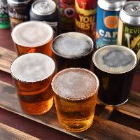 厳選食材×クラフトビールが自慢のお店♪